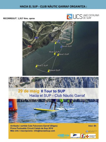 II Tour to SUP -- dossier català04